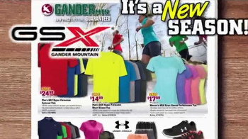 Gander Mountain TV Spot, 'It's a New Season'