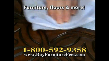 Furniture Feet TV Spot, 'Oh No!' - Thumbnail 7