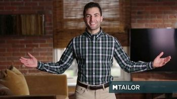 MTailor TV Spot, 'Find the Perfect Shirt'