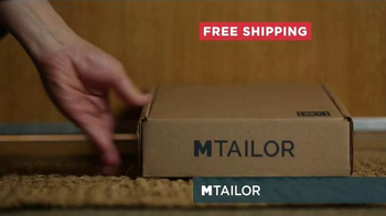MTailor TV Spot, 'Find the Perfect Shirt' - Thumbnail 5