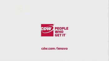 CDW + Lenovo TV Spot, 'Teammates' Featuring Charles Barkley - Thumbnail 10