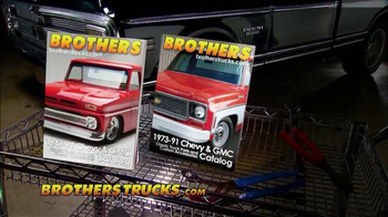 Brothers Truck TV Spot, 'The Chevy and GMC Authority' - Thumbnail 1