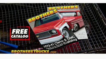 Brothers Truck TV Spot, 'The Chevy and GMC Authority' - Thumbnail 8