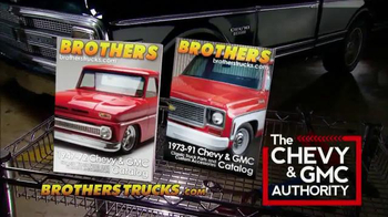 Brothers Truck TV Spot, 'The Chevy and GMC Authority' - Thumbnail 2