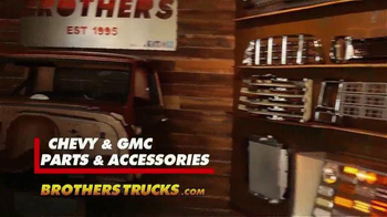 Brothers Truck TV Spot, 'The Chevy and GMC Authority' - Thumbnail 3