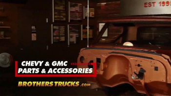 Brothers Truck TV Spot, 'The Chevy and GMC Authority' - Thumbnail 4