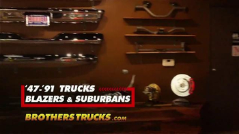 Brothers Truck TV Spot, 'The Chevy and GMC Authority' - Thumbnail 5
