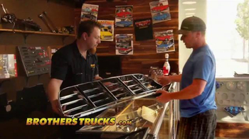 Brothers Truck TV Spot, 'The Chevy and GMC Authority' - Thumbnail 6