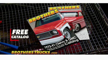 Brothers Truck TV Spot, 'The Chevy and GMC Authority' - Thumbnail 7