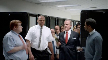 CDW + VMware TV Spot, 'Sprinklers' Featuring Charles Barkley - Thumbnail 1
