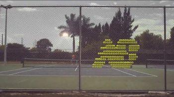 Tennis Warehouse TV Spot, 'A Thousand More' Featuring Milos Raonic