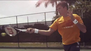 Tennis Warehouse TV Spot, 'A Thousand More' Featuring Milos Raonic - Thumbnail 2