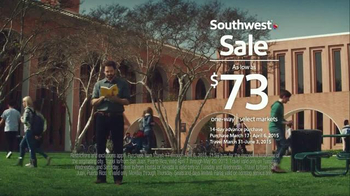 Southwest Airlines TV Spot, 'College Visits' - Thumbnail 9