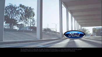 2015 Ford Focus TV Spot, 'More' Song by Santigold & Karen O - Thumbnail 9