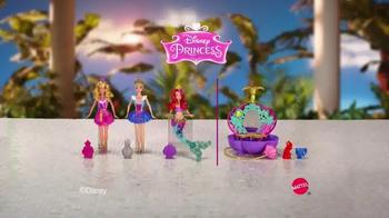 Disney Princess Flower Showers Bathtub TV Spot, 'Spray and Splash' - Thumbnail 10