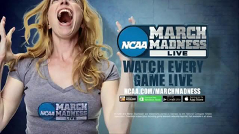 NCAA March Madness Live TV Spot, 'Every Game' Ft. Conan, Charles Barkley - Thumbnail 10