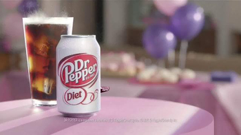 Diet Dr Pepper TV Spot, 'Lil' Sweet: Birthday' Featuring Justin Guarini - Thumbnail 9