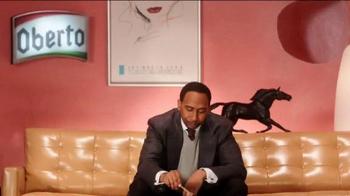 Oberto Beef Jerky TV Spot, 'Doughnut' Featuring Stephen A. Smith - Thumbnail 1