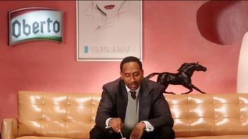 Oberto Beef Jerky TV Spot, 'Doughnut' Featuring Stephen A. Smith - Thumbnail 2