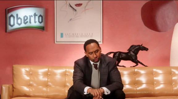 Oberto Beef Jerky TV Spot, 'Doughnut' Featuring Stephen A. Smith - Thumbnail 4