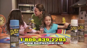 Flex Seal Colors TV Spot, 'Submarine' - Thumbnail 3