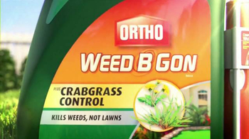Ortho Weed B Gon TV Spot, 'Kill Weeds, Not Lawns' - Thumbnail 6