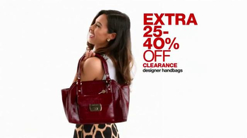 Macy's One Day Sale March 2015 TV Spot, 'Deals of the Day' - Thumbnail 8