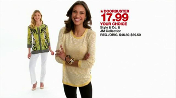 Macy's One Day Sale March 2015 TV Spot, 'Jewelry and More' - Thumbnail 6