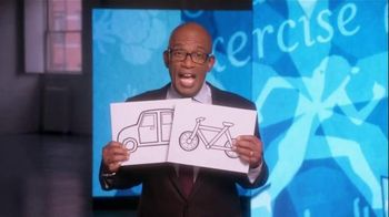 The More You Know TV Spot, 'Biking is Better' Featuring Al Roker