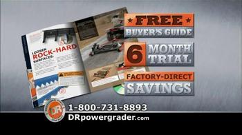 DR Power Grader TV Spot, 'Bumpy Road' - Thumbnail 8