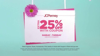 JCPenney Friends & Family Sale TV Spot, 'Spring is Blooming' - Thumbnail 7