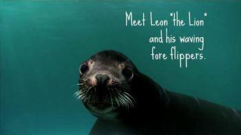 SeaWorld TV Spot, 'Meet Leon' - 1294 commercial airings