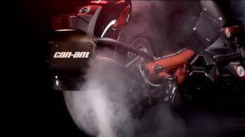 2015 Can-Am Spyder F3 TV Spot, 'Evolved' - Thumbnail 2