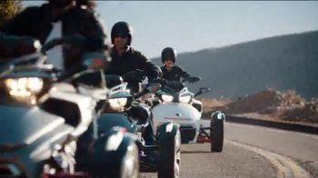 2015 Can-Am Spyder F3 TV Spot, 'Evolved' - Thumbnail 3