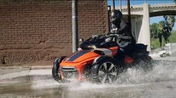 2015 Can-Am Spyder F3 TV Spot, 'Evolved' - 4117 commercial airings