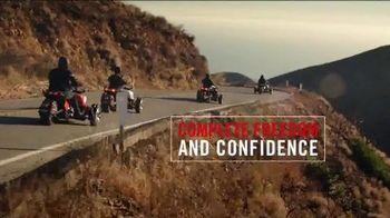 2015 Can-Am Spyder F3 TV Spot, 'Evolved' - Thumbnail 5