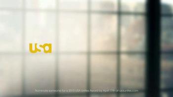 USA Unites Award TV Spot, 'Unsung Heroes' Featuring Patrick J. Adams - Thumbnail 7