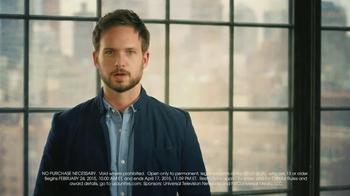USA Unites Award TV Spot, 'Unsung Heroes' Featuring Patrick J. Adams - Thumbnail 3