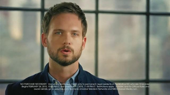 USA Unites Award TV Spot, 'Unsung Heroes' Featuring Patrick J. Adams - Thumbnail 4