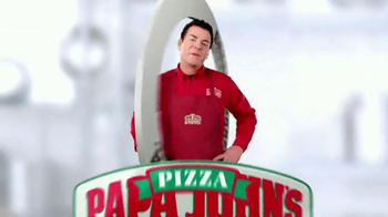 Papa John's Philly Cheesesteak Pizza TV Spot, 'It's Back' - Thumbnail 7