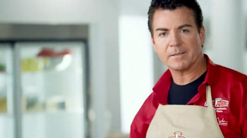 Papa John's Philly Cheesesteak Pizza TV Spot, 'It's Back' - Thumbnail 2