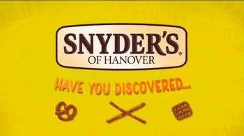 Snyder's of Hanover Pretzels TV Spot, 'Snyder's of Hanover Anthem' - Thumbnail 1