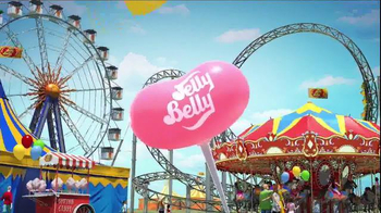 Jelly Belly Cotton Candy TV Spot, 'Carnival'