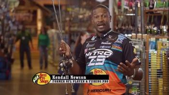 Bass Pro Shops TV Spot, 'Shop From Brands you Love' Feat. Kendall Newson - Thumbnail 6