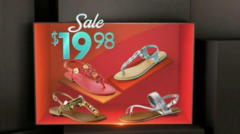 Shoe Carnival Spring Sale TV Spot, 'Sandals and Wedges' - Thumbnail 3