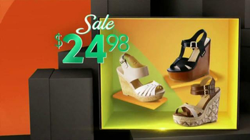 Shoe Carnival Spring Sale TV Spot, 'Sandals and Wedges' - Thumbnail 5