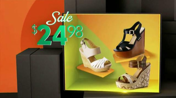 Shoe Carnival Spring Sale TV Spot, 'Sandals and Wedges' - Thumbnail 6