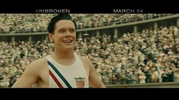 Unbroken on Blu-ray and DVD TV Spot