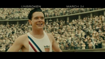 Unbroken on Blu-ray and DVD TV Spot - 1175 commercial airings