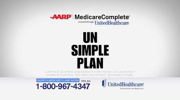 UnitedHealthcare TV Spot, 'AARP Medicare Complete' [Spanish] - Thumbnail 4
